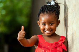 En vacances au togo on rencontre des enfants qui embellissent notre séjour au Togo